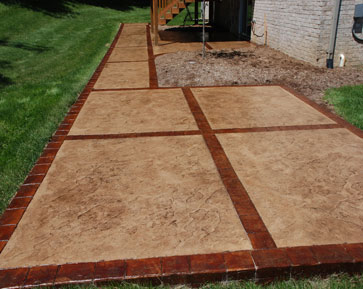 Stamped Concrete Patios MI | Stamped Concrete Patios Detroit MI | Decorative  Concrete Patios MI | Decorative Concrete Patios Detroit MI